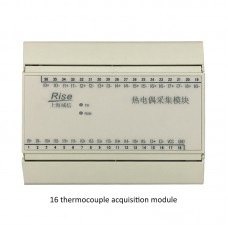 16-Way Data Acquisition Module Data Acquisition System K Thermocouple Temperature Transmitter