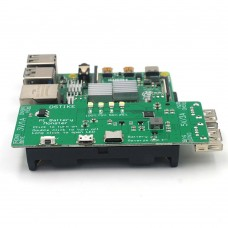 DSTIKE 18650 Pi Partner V3 Power Supply Board Power Bank Board For 18650 3.7V Lithium Battery