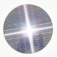 "30cm/12"" Silicon Wafer Silicon Chip Monocrystalline Silicon Chip Decor Gift Teaching Materials"