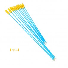 "50pcs Disposable Artificial Insemination Rods Tubes 40cm/15.7"" Perfect For Large Dogs"