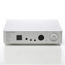 H16 HiFi Single-Ended Amplifier Preamp Balanced Headphone Amplifier With Remote Controller Silver