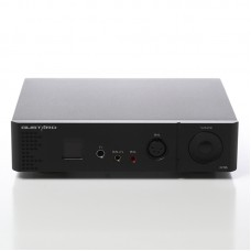 H16 HiFi Single-Ended Amplifier Preamp Balanced Headphone Amplifier With Remote Controller Black