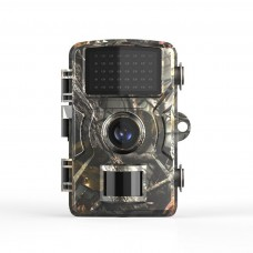 "DL-100 Outdoor Hunting Camera 90° Wildlife Trail Camera IP66 w/ 2.0"" TFT Color Display PIR Sensor"