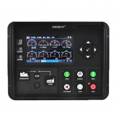 DC70D Genset Controller Diesel Generator Controller Control Panel For One-Machine Automation