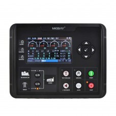 DC72D Genset Controller Diesel Generator Controller Panel w/ Electric Supply Monitor AMF Function