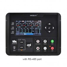 DC72DR Genset Controller Diesel Generator Controller w/ Electric Supply Monitor AMF Function RS485