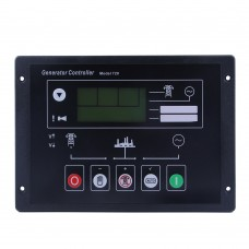 Automatic Start Generator Control Panel Diesel Generator Controller For Various Genset Applications