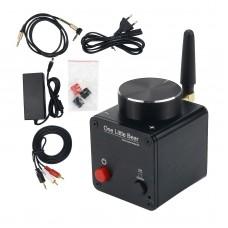 G5 Mini Digital Power Amplifier Bluetooth 4.0 TPA3116 Amplifier Class D Power Amp Kit 50Wx2 Black