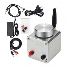 G5 Mini Digital Power Amplifier Bluetooth 4.0 TPA3116 Amplifier Class D Power Amp Kit 50Wx2 Silver