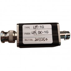 RF Low Pass Filter LPF Filter With BNC Connector 1G For RF Ham Radio Uses DIY Enthusiasts