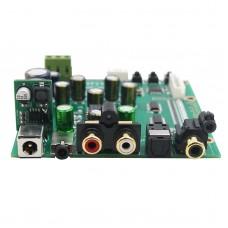ES9038Q2M DAC Board Decoder Board Support For IIS DSD Optic Fiber Coaxial Input 384K DOP128