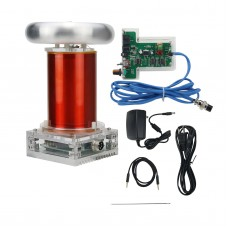 Music SSTC Solid State Tesla Coil Integrated Arc-Suppression Tesla Coil Assembled For DIY Uses