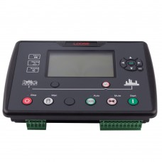 LXC6110E Diesel Genset Controller Generator Controller LCD Display Protection System Control Module