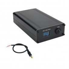 ATU-100 PLUS Upgraded 100W Open Source Shortwave Automatic Antenna Tuner with Metal Shell Assembled