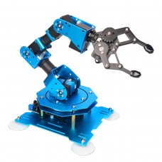 xArm 1S 5DOF Robot Arm Robotic Mechanical Arm Bus Servos Torque 25KG For Programming (Assembled)