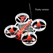 Happymodel Moblite6 1S 65mm Ultra Light Brushless Whoop Tiny Whoop Assembled For Flysky Receiver