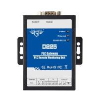D225 PLC Gateway PLC Remote Monitoring Unit RS232 RS485 TTL To Ethernet For Mitsubishi Siemens PLC