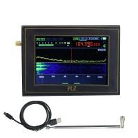 "400MHz-2GHz Malachite SDR Receiver Malahit Shortwave Radio Receiver 3.5"" Screen + Antenna Data Cable"