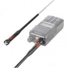 "45CM/17.7"" SRJ775 Telescopic Antenna Walkie Talkie Antenna Dual Band 144/430MHz For Baofeng Xiaomi"