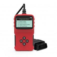 V309 Car Diagnostic Tool OBD2 Scanner OBDII Scanner Code Reader Compact Size For Easy Application