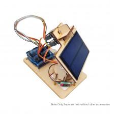 Intelligent Solar Tracking Equipment DIY Programming Demonstration Toys For Arduino (Frame)