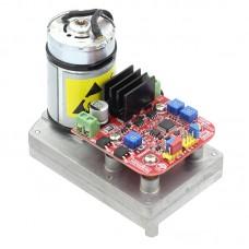 ASME-MRA Non-Contact Magnetic Encoder Servo High Torque Servo 260kg.cm 4096 Resolution 32Bit MCU