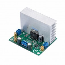 LM3886 Low Frequency Audio Power Amplifier Board OPA445 High Voltage Operational Amplifier Version