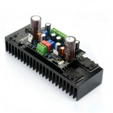 YXY-CY1969 Assembled 20W Power Amplifier Board 2 Channel Power Amp w/ Heat Sink Immersion Gold PCB