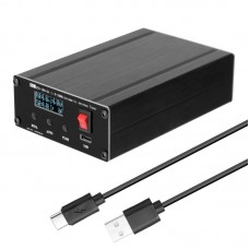ATU-100-0A 1.8-30MHz Automatic Antenna Tuner Aluminum Alloy Shell Upgraded Version For ATU-100