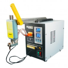 SUNKKO 738AL 18650 Battery Spot Welder Pulse Spot Welder + 73LB Welding Arm Without Welding Pen
