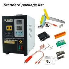 SUNKKO 738AL 18650 Battery Spot Welder Pulse Spot Welder + 73LB Welding Arm + 70BN Welding Pen