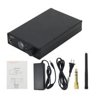 JC-M1 Black Car Bluetooth DAC Decoder BT5.0 Optical Coaxial Bluetooth Input Port Support APTX-HD