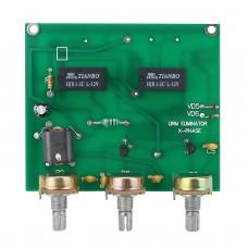 Assembled Board QRM Eliminator X-phase 1-30MHZ HF Bands Amplifier Parts Kit for SDR DIY