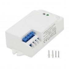 5.8GHZ Microwave Radar Sensor Smart Switch Body Motion Sensor Light Switch AC 220-240V for Home