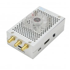 1KHz-62MHz Shortwave Radio Receiver SDR 16Bit For Kiwisdr With Board For Raspberry Pi 3B 16G TF Card