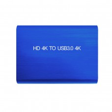 EC293 Video Card HDMI To HDMI Livestreaming Box Support 4K 60FPS Input Output 30FPS Recording