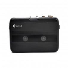 TON007B Portable Cassette Player FM Radio Bluetooth Cassette Player Support Bluetooth Input/Output