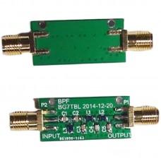 88-108M FM BPF Band Pass Filter PCBA BPF Bandpass Filter 100M Insertion Loss 2DB For DIY Uses