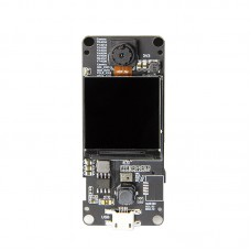 "Extended Cable Camera OV2640 Camera Module WiFi Bluetooth ESP32-DOWDQ6 8MB SPRAM 1.3"" Display"