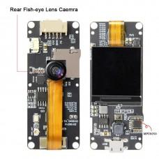 """T-Camera Plus MPU6050 Standard Extended OV2640 Camera Module Bluetooth ESP32-DOWDQ6 8MB 1.3"""" Display"""