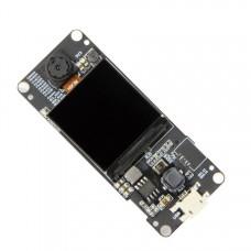 "Fisheye Lens T-Camera Plus MPU6050 OV2640 Camera Module Bluetooth ESP32-DOWDQ6 8MB 1.3"" Display"