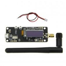 "T-Journal Fisheye Lens ESP32 Camera Module Development Board OV2640 Camera Wifi Antenna 0.91"" OLED"