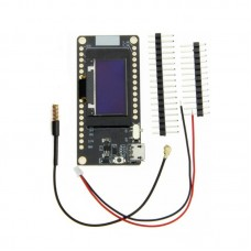 """1PC LORA32 V2.0 433MHz ESP32 0.96"""" OLED WiFi Bluetooth Module Electronic Module Support SD Card"""