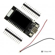 T-Display 4MB ESP32 Module WiFi Bluetooth Module 1.14-Inch LCD Development Board For Arduino IoT