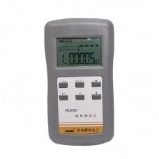 YR2050 Milliohm Meter High-Precision Handheld DC Micro Ohm Meter Low Resistance Meter Tester