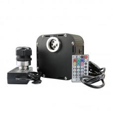 50W Color Wheel LED Light Source Atmosphere Light Online Connection For Car Home Cinema Hotel KTV