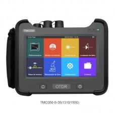 Optical Time Domain Reflectometer Kit OTDR Tester OPM OLS VFL IOLM TMO350-S-35 (1310/1550NM) 35/33DB