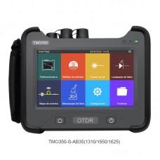 Optical Time Domain Reflectometer Kit OTDR Tester OPM OLS VFL IOLM TMO350-S-AB35 (1310/1550/1625NM)