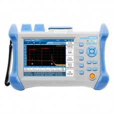 """TMO300 (1310/1550nm 32/30dB) Compact OTDR Tester Optical Time Domain Reflectometer 5.6"""" Touch LCD"""