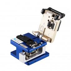 Fiber Optic FTTH Tool Kit FTTH Tools Set Optical Fiber Cold Splicing Machine w/ FC-6S Fiber Cleaver